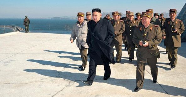 The Cold War Heats Up Between the U.S. and N. Korea