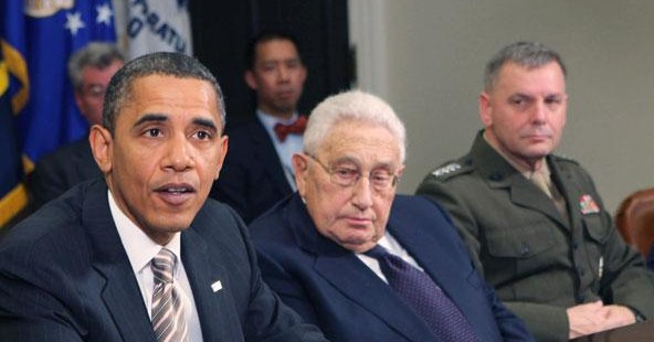 Kissinger's Skilled Eye on China, Then and Now