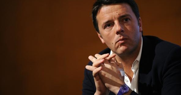 Renzi, Italy's Man of the Moment, Has a Lot to Prove