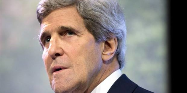 John Kerry's policy of surrender: His failures are redefining American exceptionalism
