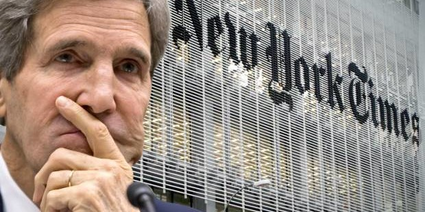 Propaganda and nonsense: Even more New York Times hypocrisy