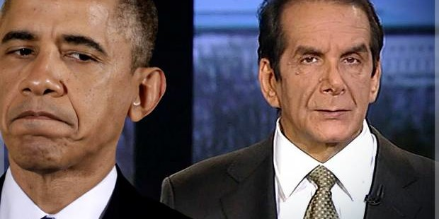 """Literally pointless"": Charles Krauthammer and disastrously wrong neocons misread Obama, again"