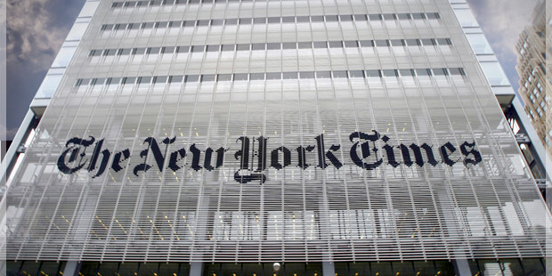 The New York Times does its government's bidding: Here's what you're not being told about U.S. troops in Ukraine