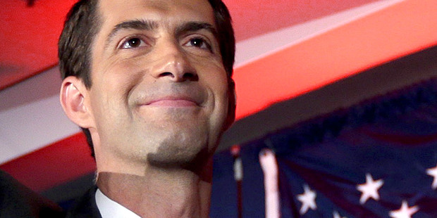 Tom Cotton's war on reality: The GOP will recognize no limits