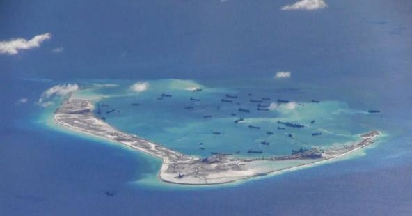 Behind the Tensions Over China's Artificial Islands