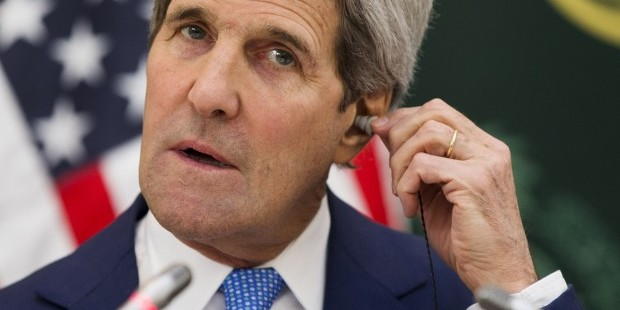 John Kerry admits defeat: The Ukraine story the media won't tell, and why U.S. retreat is a good thing