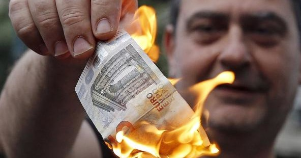 To the Brink: Why It's Time for Greece to Call the Euro Quits