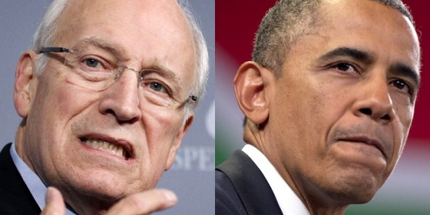 America's imperial decline: Must Dick Cheney always be president?