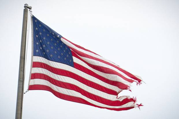american flag essays