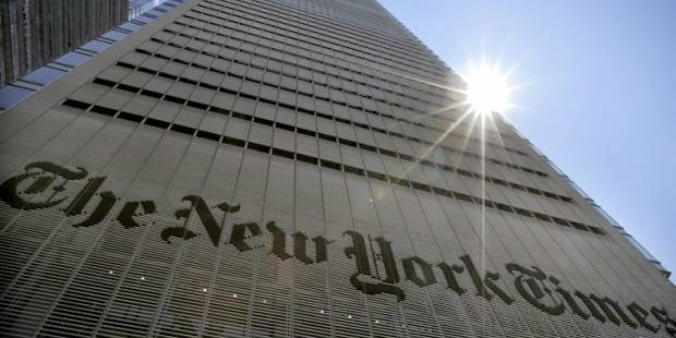 Middling logic, middling newspaper: New York Times bows to government, again, on NSA
