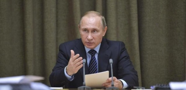 Putin's Military Strikes in Syria Are a 'Mine Is Bigger Than Yours' Show