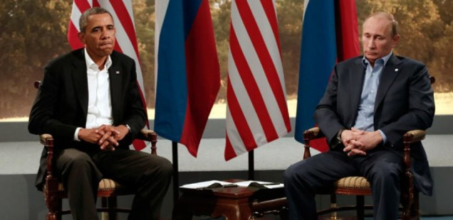 A New World War? Russia and the US Look for a Way to Cool Down Syria
