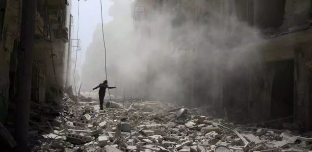 The Russian Blitzkrieg on Aleppo Is a Direct Challenge to Washington