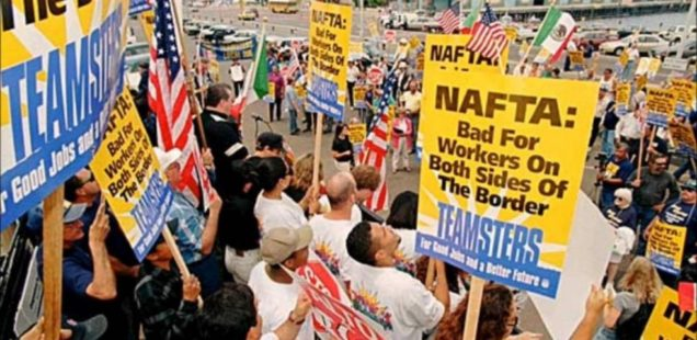 Trump Just Blew His Chance to Renegotiate NAFTA