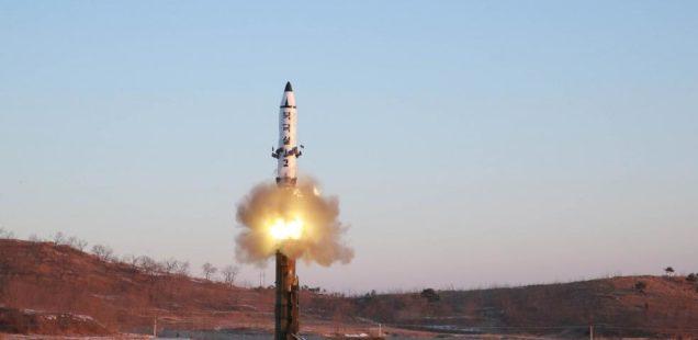 North Korea's Missile Test Leaves Trump with Three Options