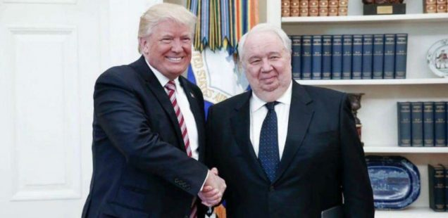 Trump Does Have Real Connections to Russia—and Here's Why