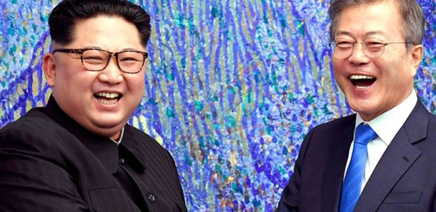 History is being made on the Korean peninsula: But what kind? And who will make it?