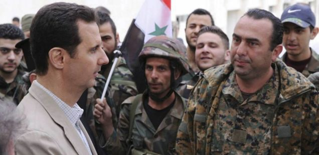 What happens when Assad wins the war in Syria?