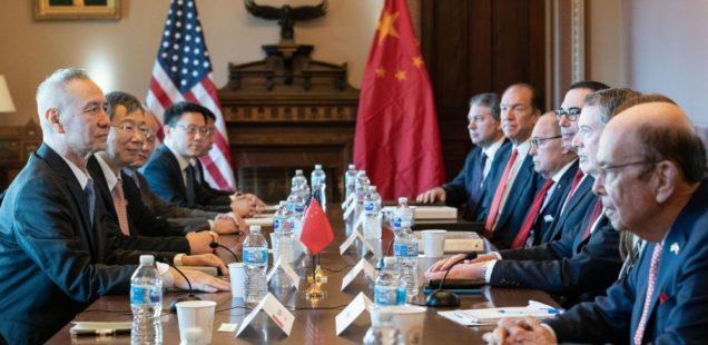 PATRICK LAWRENCE: The US-China Decoupling
