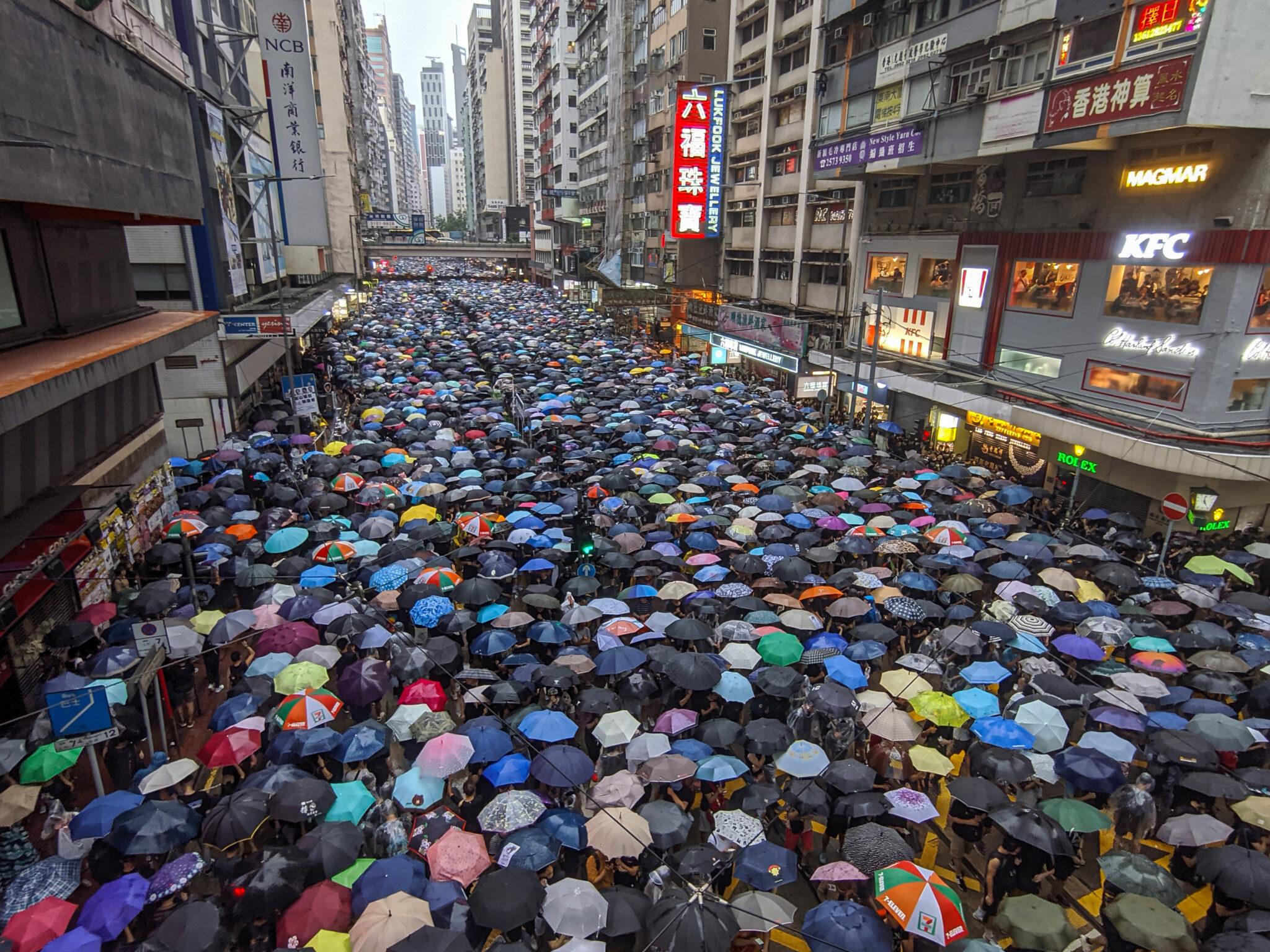 PATRICK LAWRENCE: US, China & Hong Kong's Betrayal
