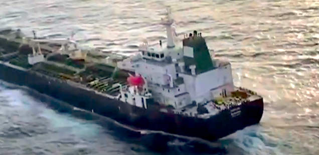 PATRICK LAWRENCE: Iranian Tankers & the Age of Interdiction