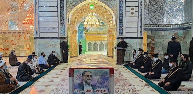 PATRICK LAWRENCE: The Assassins & Iran
